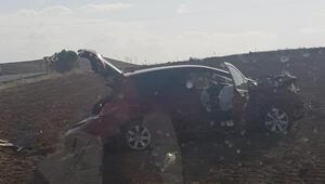 Bünyanda trafik kazası: 1 ölü, 3 yaralı