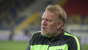 Denizlispor Teknik Direktörü Robert Prosinecki: Beşiktaş'a karşı iyi oyunumuzu sürdürmek istiyoruz