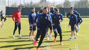 Erzurumsporda Galatasaray maçı hazırlıkları