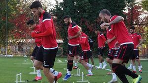 Gençlerbirliğinde Yeni Malatyaspor maçı hazırlıkları