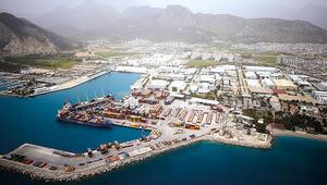 Antalya Serbest Bölgesi ticaret hacmi pandemiye rağmen arttı... Ticaret ve istihdamda rekora koşuyor