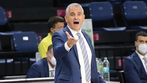 Son Dakika   Fenerbahçe Bekoda Igor Kokoskov, Yunanistanda oyun dışı kaldı