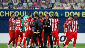 Villarreal-Sivasspor maçından en özel fotoğraflar
