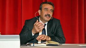 Çukurova Belediye Başkanı Soner Çetinin Kovid-19 testi pozitif çıktı