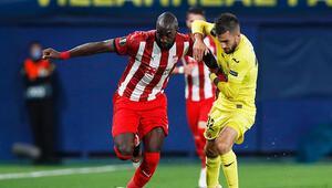 Villarreal 5-3 Sivasspor(Maçın özeti)
