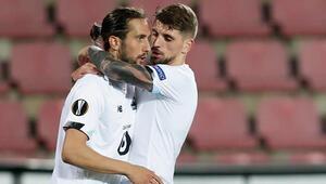 Sparta Prag 1-4 Lille(Yusuf Yazıcıdan 3 gol)