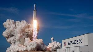 Kamera bozuldu, SpaceX Starlink uydularının fırlatılışını iptal etti