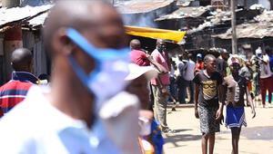 Afrikada koronavirüs hızla yayılıyor