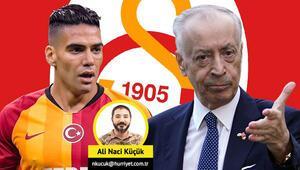 Son Dakika Haberi | Galatasarayda Radamel Falcao gerçeği ve forma satışı