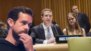 Son dakika... ABDyi karıştıran olay Facebook ve Twitterın kurucuları ifadeye çağrıldı