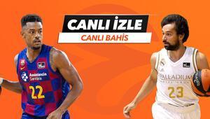 Euroleaguede El Clasico CANLI YAYINLA Misli.comda Tek Maçta öne çıkan iddaa tercihi ise...