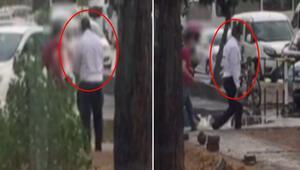 Kendisini Amerikan subayı olarak tanıtıyordu İstanbulda yakalandı