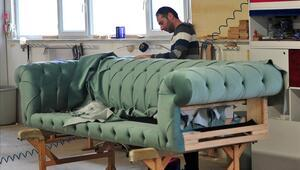 Mobilya ihracatında canlanan Libya pazarında rekor hedefleniyor