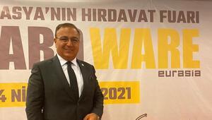 250 milyar dolarlık hırdavat sektörü İstanbulda buluşacak