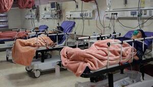 İranda salgının en yüksek vaka sayısı görüldü