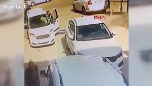Ankarada oksijen tüpleri füze gibi fırladı: 1 kişi yaralandı, 1 iş yeri hasar gördü
