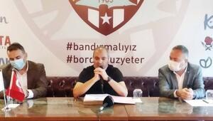 Son dakika | Bandırmaspor, Erkan Sözeri ile sözleşme imzaladı