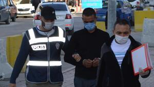 Elazığda inşaat işçilerinin para ve cep telefonlarını çalan şüpheli yakalandı