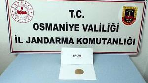 Osmaniyede uyuşturucu operasyonu: 2 gözaltı