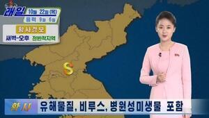 Kuzey Kore yönetimi halkı uyardı: Çinden gelen tozda koronavirüs var, evden çıkmayın