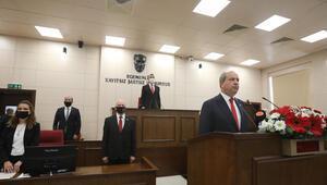 Son dakika haberler: Ersin Tatar, Cumhurbaşkanlığı görevine ant içerek başladı