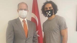 Shane Larkin, ABDde Türk Konsolosluğunu ziyaret etti