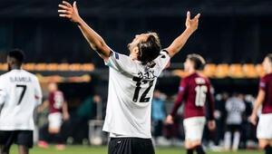 Son Dakika | Yusuf Yazıcı UEFA Avrupa Liginde haftanın oyuncusu seçildi
