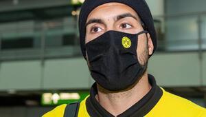 Son Dakika Haberi | Borussia Dortmundda forma giyen Emre Canın testi pozitif
