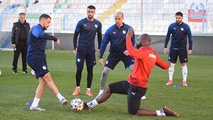Büyükşehir Belediye Erzurumspor, Galatasaray maçı hazırlıklarını tamamladı