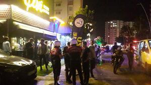 Adanada silah sesleri 1 yaralı