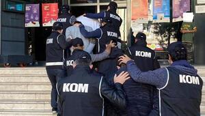 Malatya'da FETÖ operasyonu 4 gözaltı
