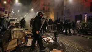 Son dakika haberi: Koronavirüste en yüksek vaka sayısı görüldü... Avrupada kentler kapatılmaya başlandı, polisle çatışma çıktı