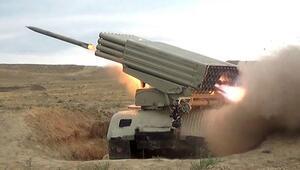 Son dakika: Azerbaycan ordusu, Ermenistana ait savaş uçağını düşürdü