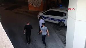 Şişlide rezidansta 3 kişiye silahlı saldırı