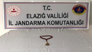 Dede yadigarı 27 bin TLlik tespih bulundu, sahibine teslim edildi