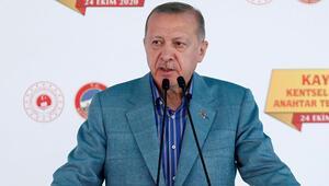 Son dakika… Cumhurbaşkanı Erdoğan: Ülkemizi afetlere dayanıksız yapıların tamamından kurtaracağız