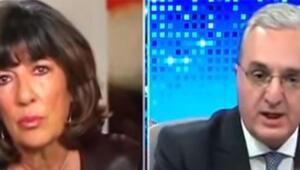 Ermenistanın Dışişleri Bakanına CNN de soğuk duş: Sizin politikanız bu mudur