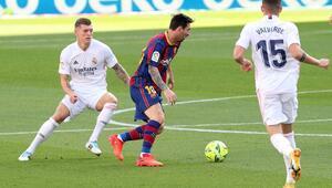 Barcelona-Real Madrid maçından en özel fotoğraflar