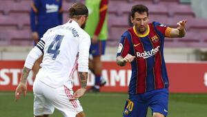 El Clasicoda zafer Madridin İlk kez...