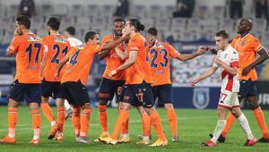 Başakşehir 5-1 Antalyaspor (Maç sonucu ve özeti)