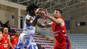 Büyükçekmece Basketbol: 66 - Bahçeşehir Koleji: 92