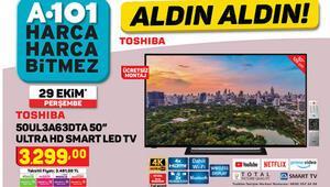 A101de bu hafta neler var 29 Ekim A101 aktüel ürünler kataloğu yayınlandı