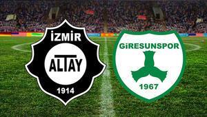 Altay - Giresunspor maçı neden ertelendi