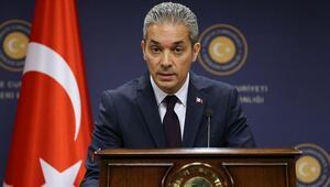 Dışişlerinden Mısıra Suriye tepkisi