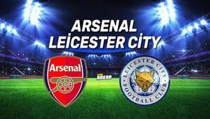 Arsenal - Leicester City maçı saat kaçta, hangi kanalda yayınlanacak