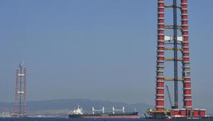 Simgelerin köprüsü Marmaranın transit trafik yükünü sırtlayacak