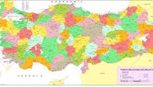 Türkiye'de kaç bölge vardır İşte Türkiye'nin coğrafi bölgeleri