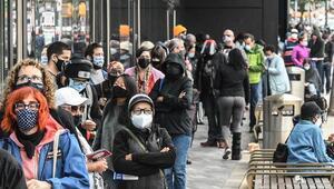 ABD'de günlük ikinci en yüksek koronavirüs vakası bildirildi