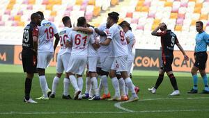 Yeni Malatyaspor 2-1 Gençlerbirliği / Maçın özeti ve golleri