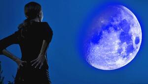 Mavi Ay ne zaman NASA'dan Mavi Dolunay açıklaması